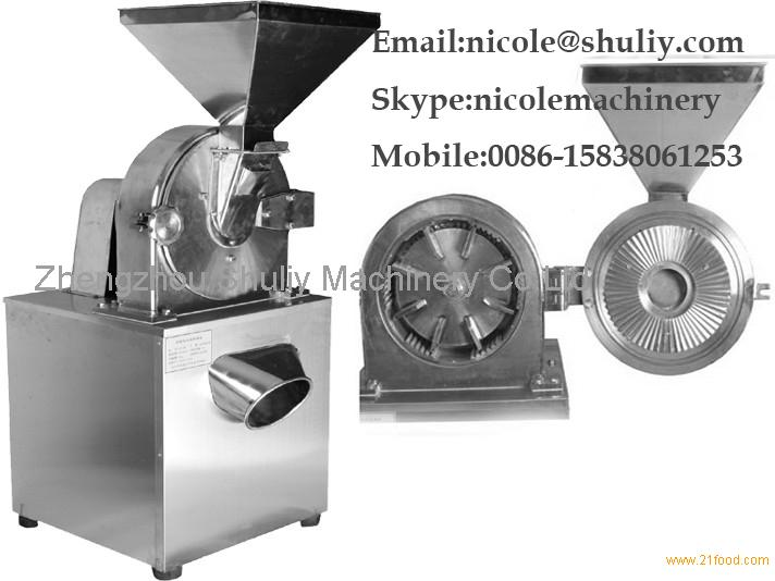 salt grinder machine