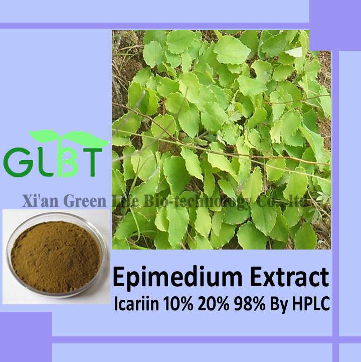 Epimedium Extract products,China Epimedium Extract supplier