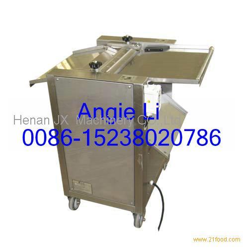 Fish skinning machine fish skin removing machine 0086 for Fish skinner machine