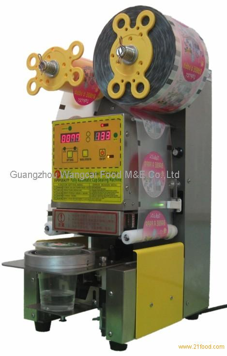 bubble tea machine