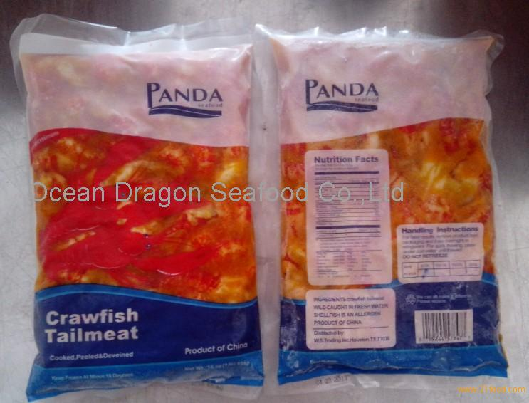 crawfish tailmeat products,China crawfish tailmeat supplier