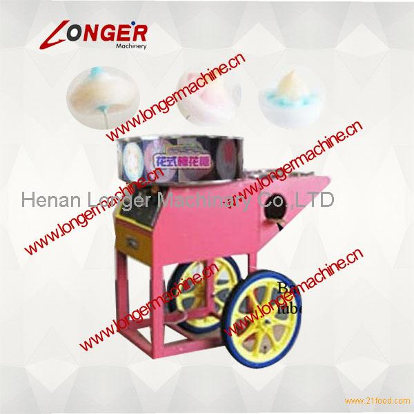 how to make cotton candy machine
