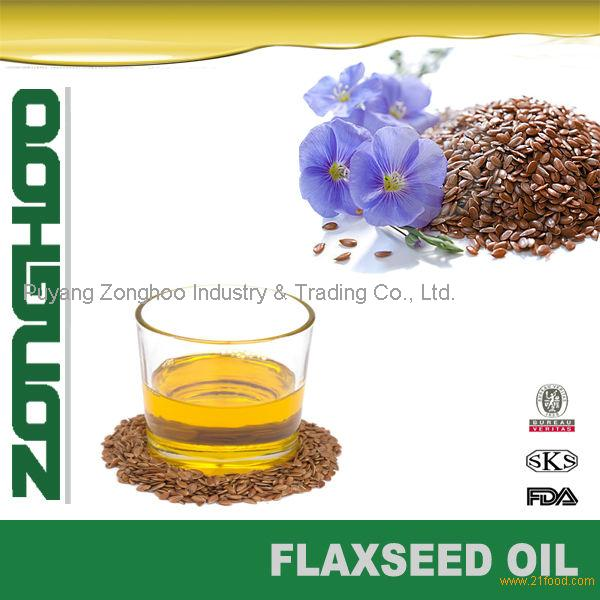 100%pure and fresh linseed oil flaxseed oil