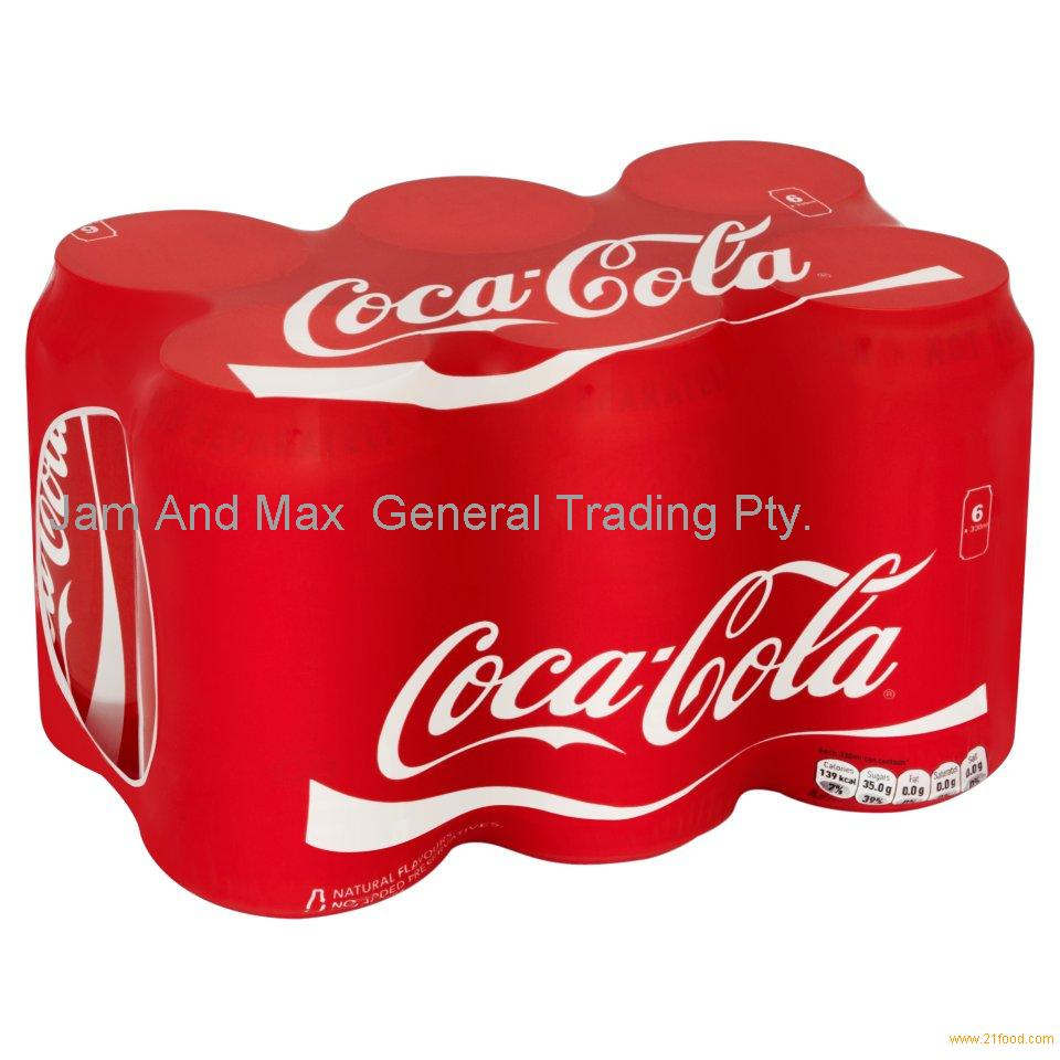 Coca cola The soft drink?