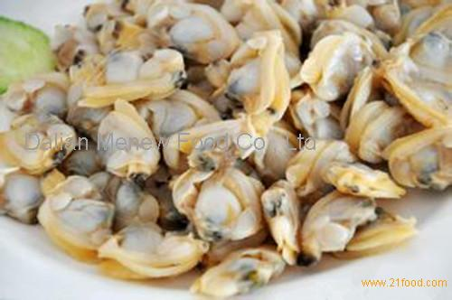 wholesale clam meat made in china