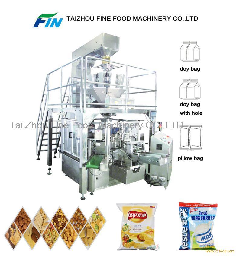 Packaging Machine For Snacks,Food,Powder,Kurekure