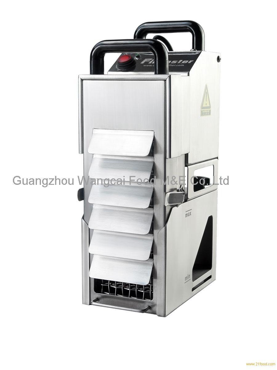 frying oil filter oil filtration machine