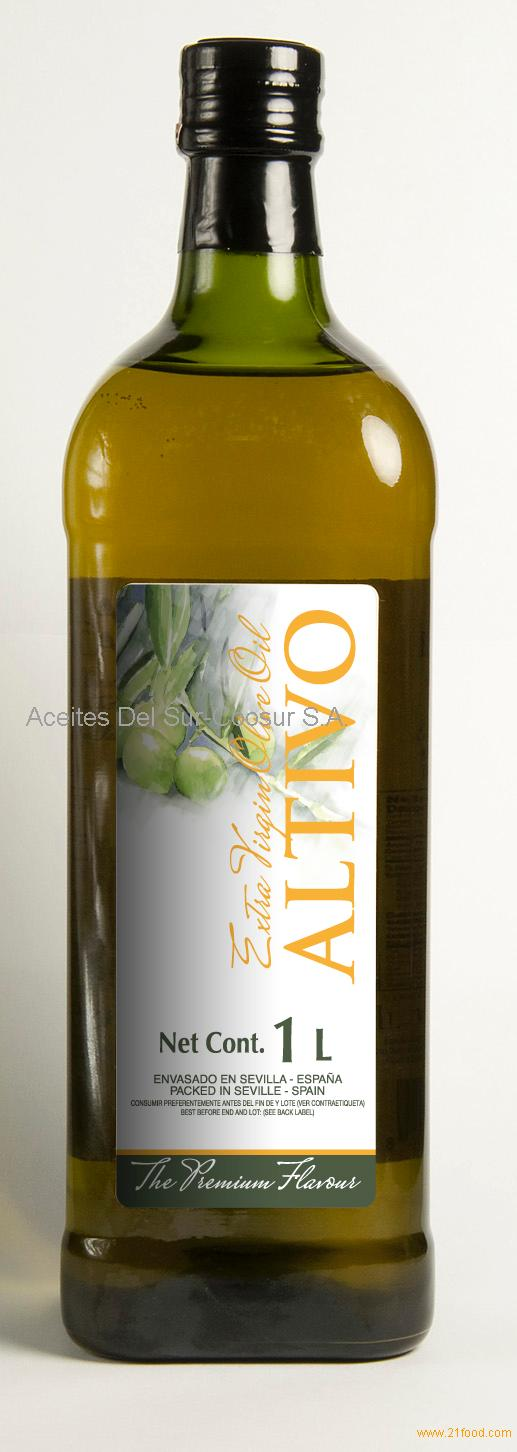Altivo Extra Virgin Olive Oil