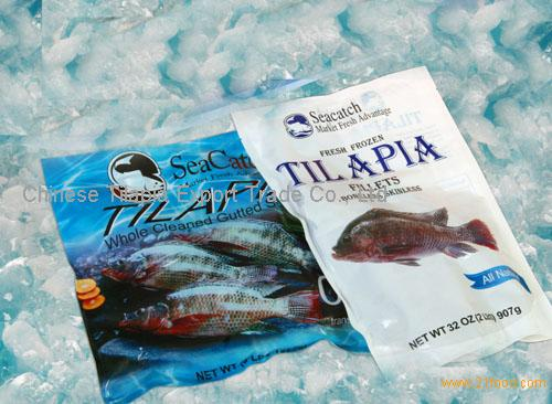 Tilapia (packaging)