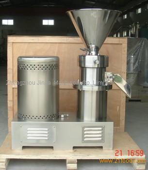 sell peanut almond butter grinder machine