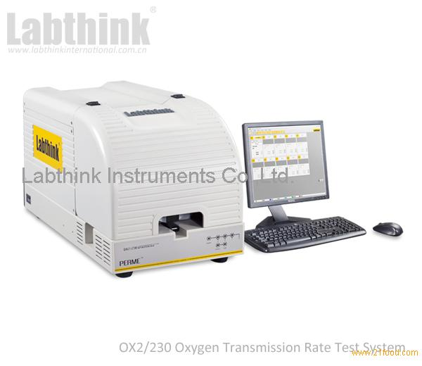 Packaging Test Instruments : Food packaging testing oxygen transmission rate