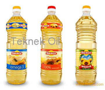 SUNFLOWER OIL, CORN OIL, PALM OIL, SOYBEAN OIL, RAPESEED OIL, CANOLA OIL
