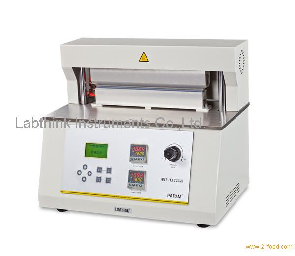 Food packaging testing heat seal property testing for Cuisine instrument