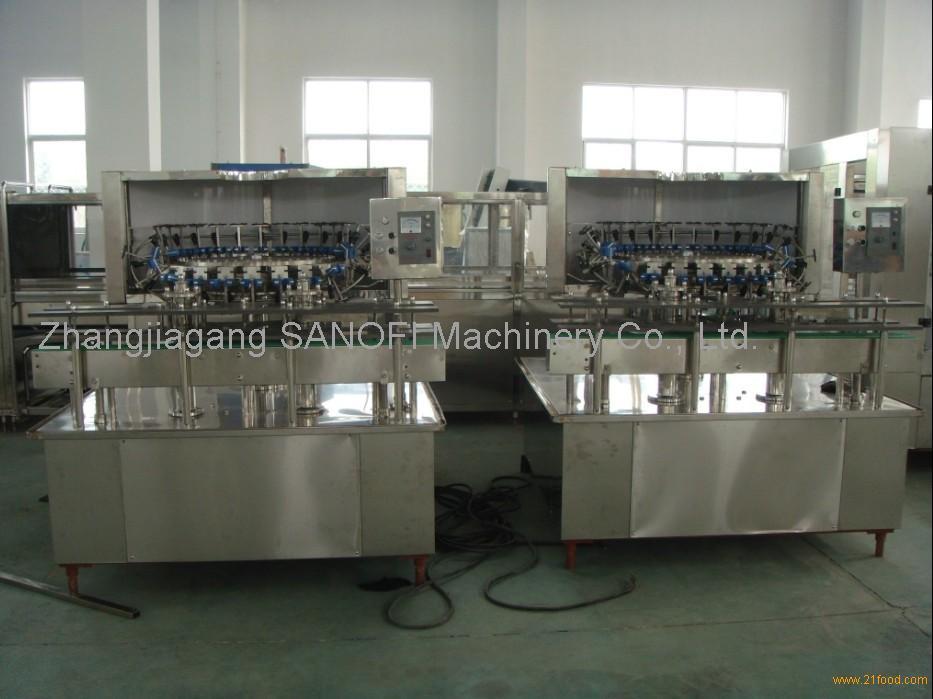 Automatic Bottle Rinsing Machine, Bottle washing machine
