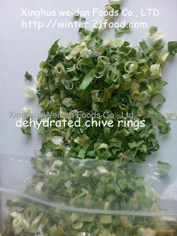 dehydrated chive rings 5*5 mm