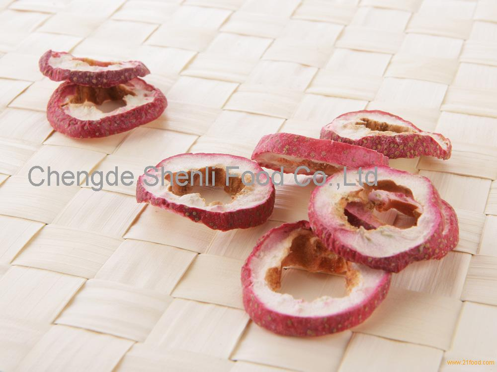Dried Hawthorn Berry Pieces