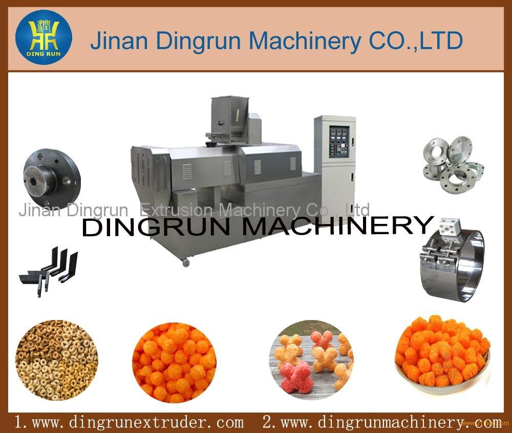 Corn sticks food making machine/production line