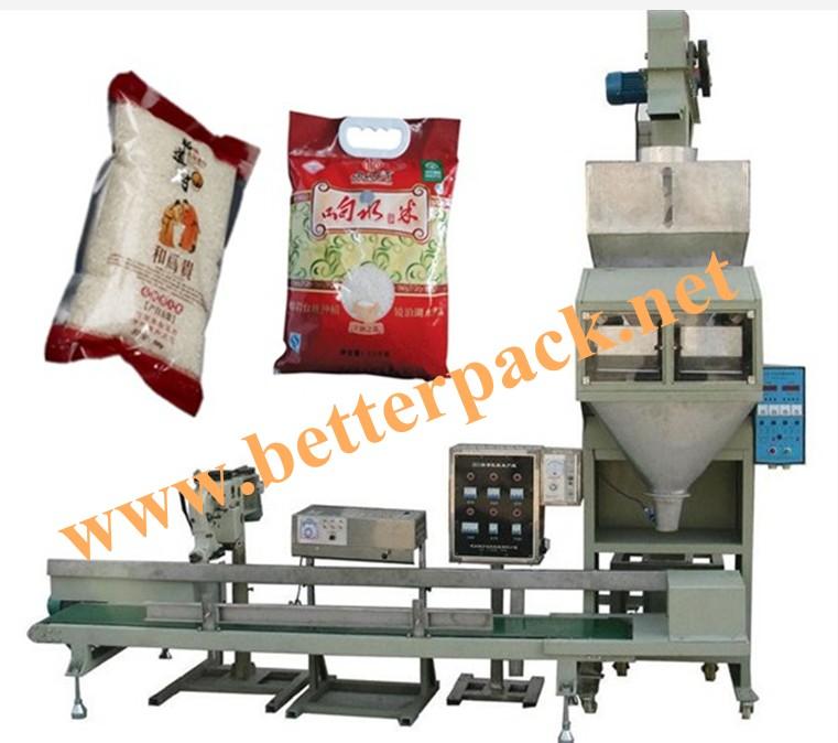 rice bagging machine