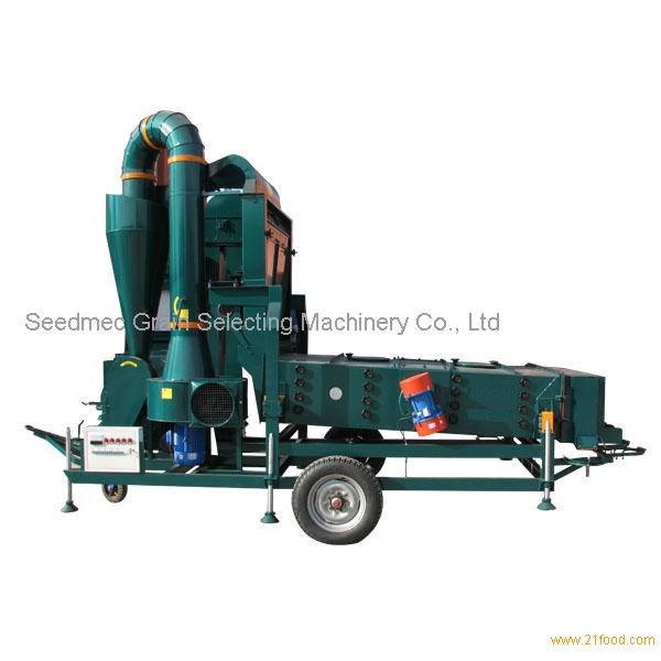 Sesame Seeds Cleaning Machinery of Agricultural Machinery