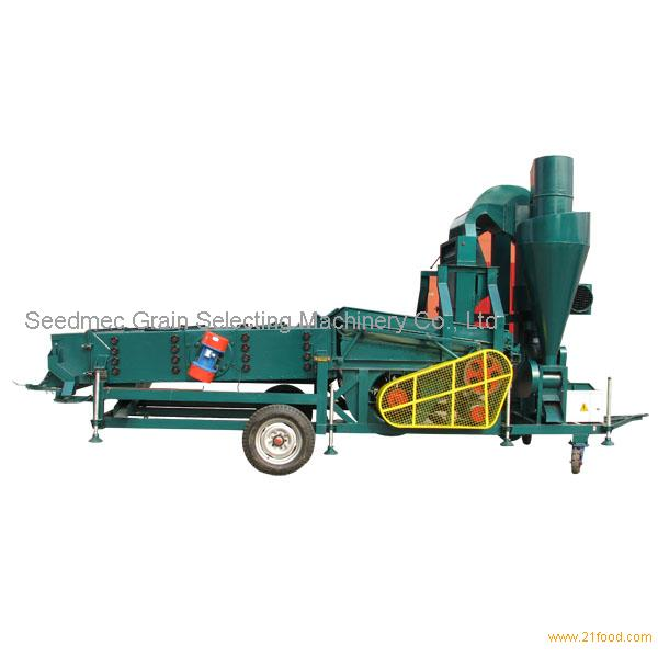 Sorghum/ Wheat/ Corn/ Cotton Seeds Cleaning Machinery of Agricultural Machinery