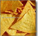 Automatic Dorito/totilla/corn chips snack food machine/production line
