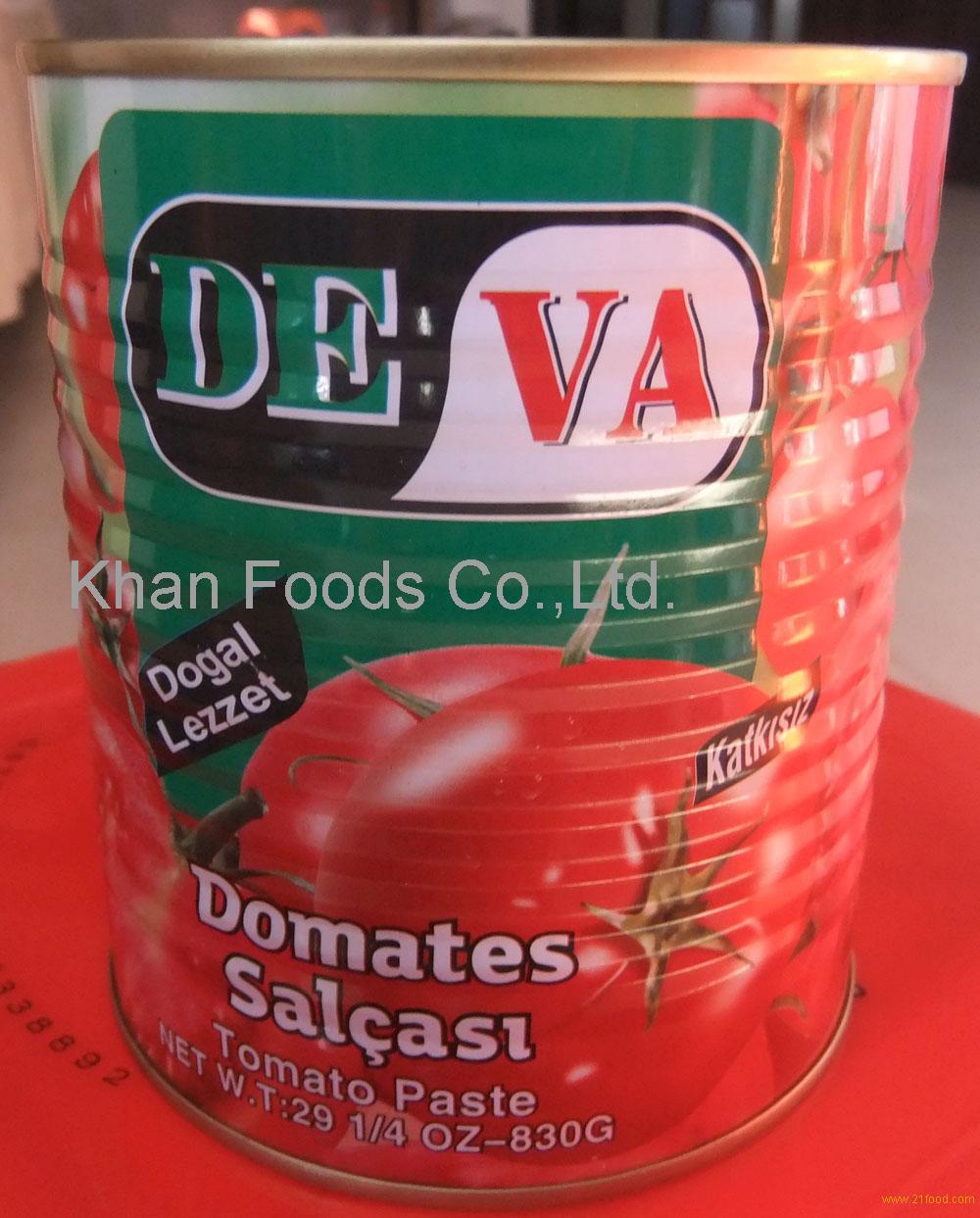 425g pure tomato