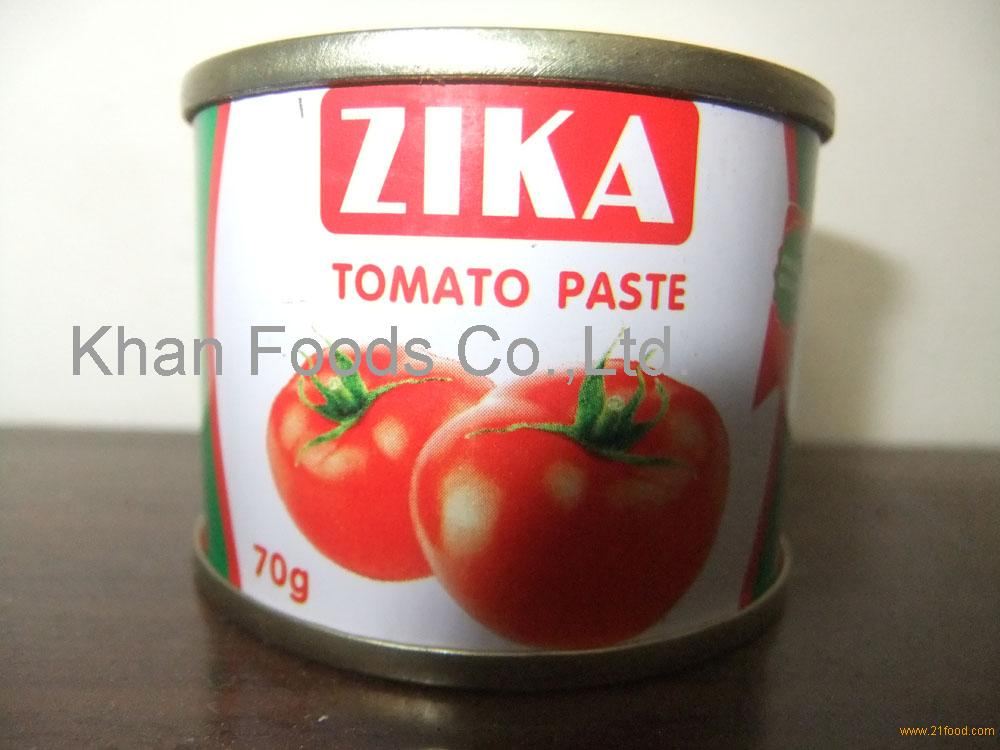 canned tomato 70g
