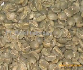 Flores Robusta Coffee Beans