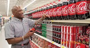 Coca Cola, Fanta , Sprite , Soft Drinks