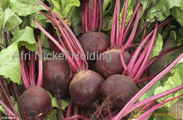 Natural Beetroot Red