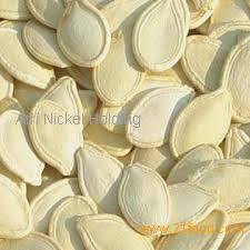 Snow white pumpkin seeds , Green pumpkin seeds