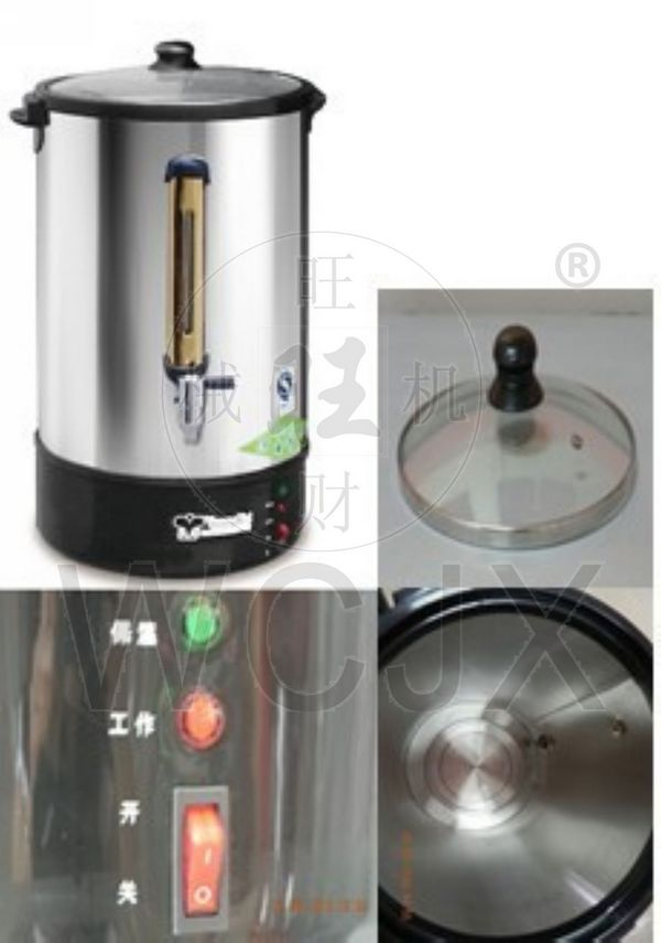 AG-120 automatic stainless steel electric commercial water boiler ...