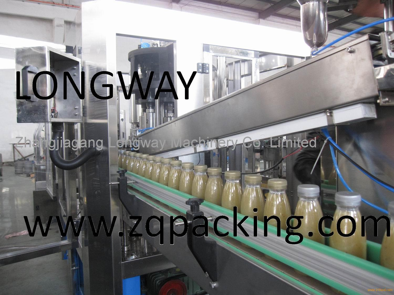 Reliable Monobloc Mango Orange Juice Packaging Machine