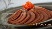 Transglutaminase for vegetarian industry