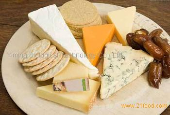Transglutaminase for dairy application