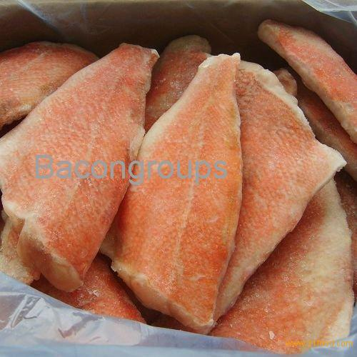 Frozen atlantic red fish filelts products cameroon frozen for How to freeze fish fillets