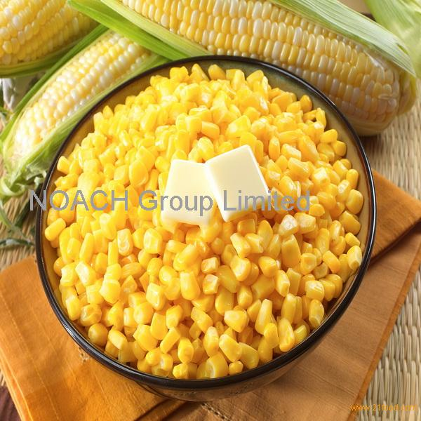 Tasty Organic Freeze Dried Sweet Corn Kernel for Dessert