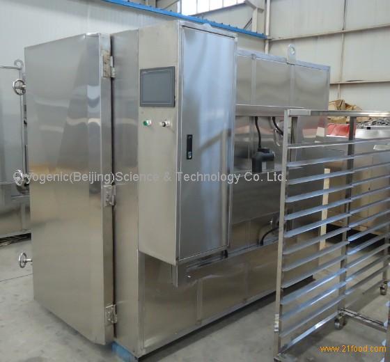 Merveilleux Iqf Cabinet Freezer SD 500 KG/H