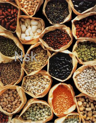 Beans ,Cereals,Nuts,Pseudocereals,Nut-like Gymnosperm Seeds