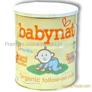 Babynat Organic Infant Milk 900g