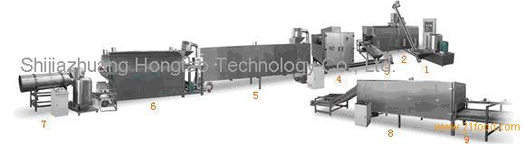 wolfberry dry cleaning and drying production line equipment