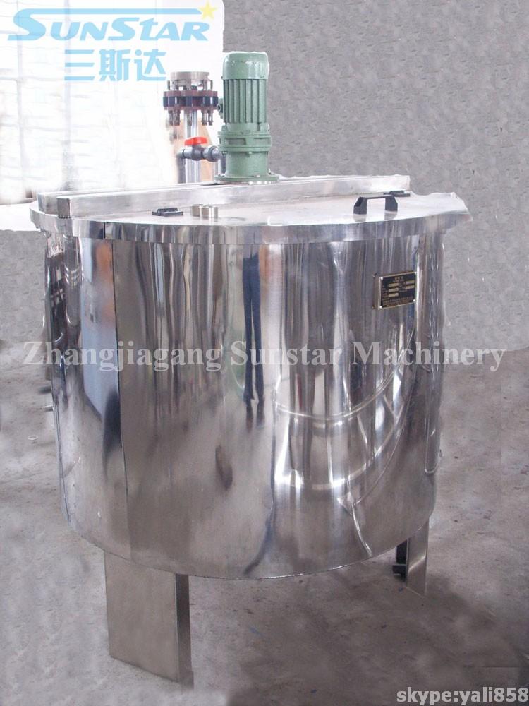 Sugar Melting Tank