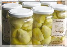 canned artichoke