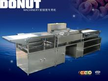 mini donuts equipment with workbench