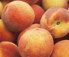 Peach Diced