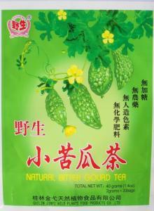 Natural Bitter Gourd Tea