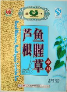 Reed Rhizome Houttuynia Cordata Tea