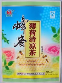 Honey Cool-mint Tea