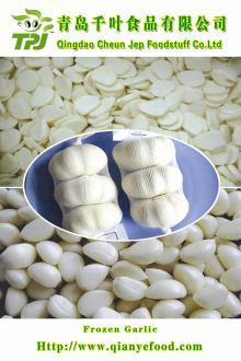 замороженные зубчики чеснока(iqf чесночные зубчики)