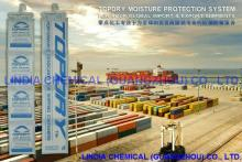 container for sale, desiccant dehumidification, topdry container desiccant for pet food